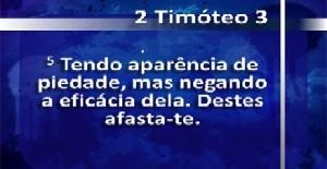 Novo Timot 3